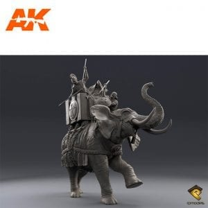 War-Elephant 75mm rp-models