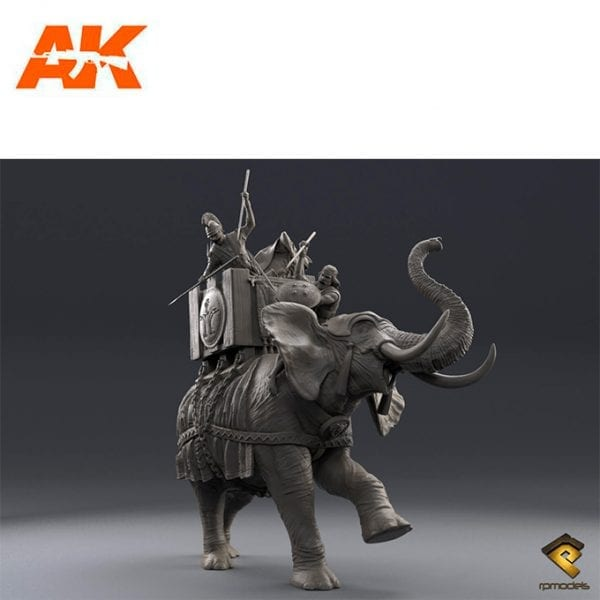 War-Elephant 75mm rp-models