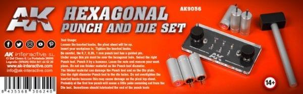 AK9056-ak-HEXAGONAL-PUNCH-AND-DIE-SET