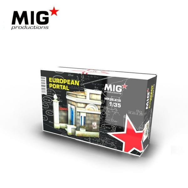 MIG PRODUCTIONS MP35-415