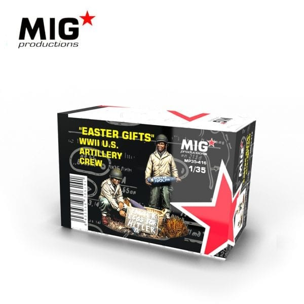 MIG PRODUCTIONS MP35-416