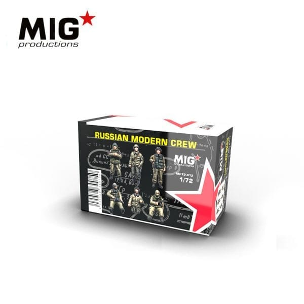MIG PRODUCTIONS MP72-412
