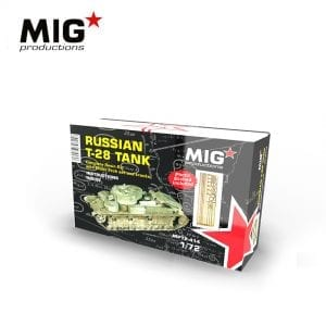 MIG PRODUCTIONS MP72-414