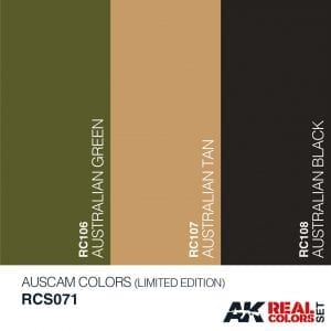 RCS071 acryliclacquerset