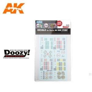 DOOZY DECALS RS20421