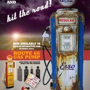 DOZZY DZ024 gas_pump