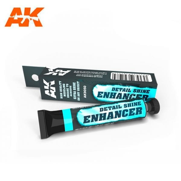 AK9050 DETAIL SHINE ENHANCER