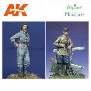 Alpine Miniatures AL35014