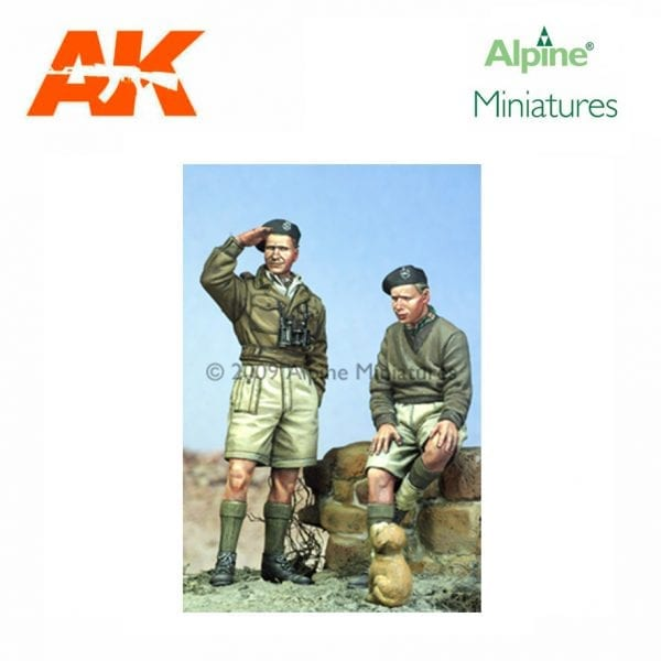 Alpine Miniatures AL35080