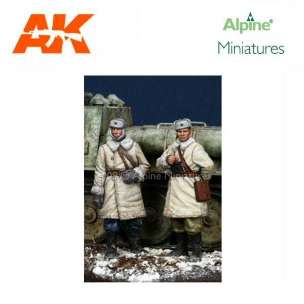 Alpine Miniatures AL35092