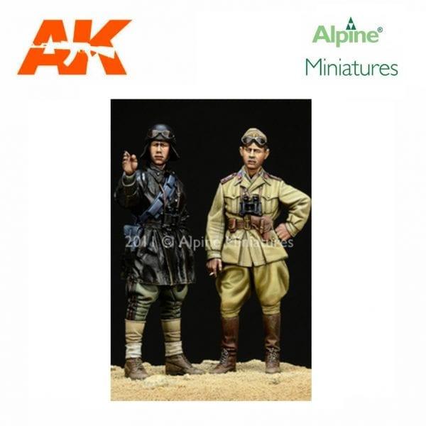 Alpine Miniatures AL35124