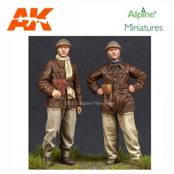 Alpine Miniatures AL35198