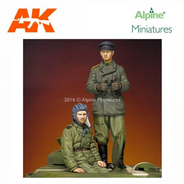 Alpine Miniatures AL35216