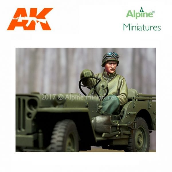 Alpine Miniatures AL35242