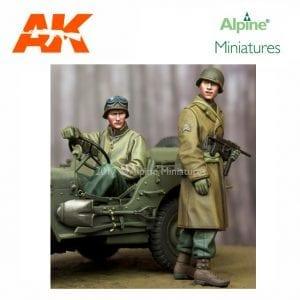 Alpine Miniatures AL35243