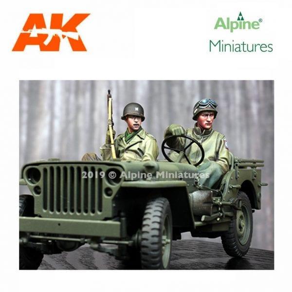 Alpine Miniatures AL35262