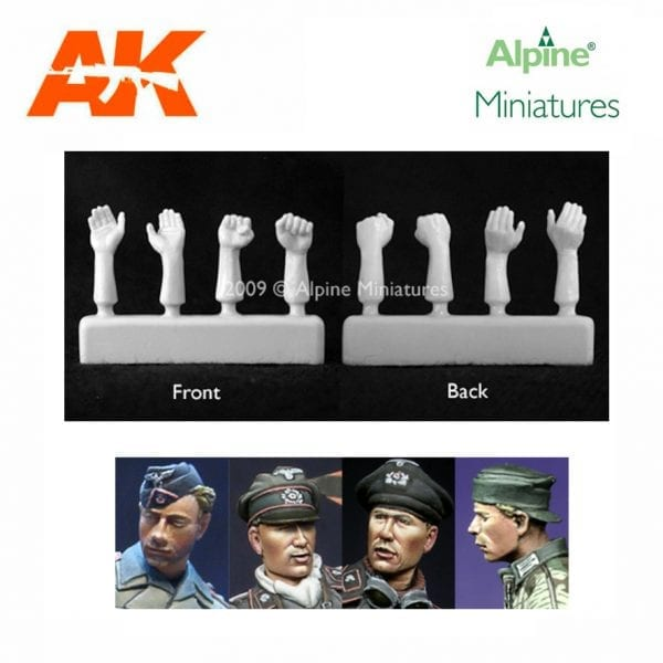 Alpine Miniatures ALH001