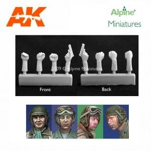 Alpine Miniatures ALH002