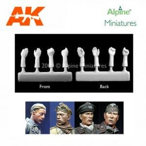 Alpine Miniatures ALH003