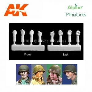 Alpine Miniatures ALH004