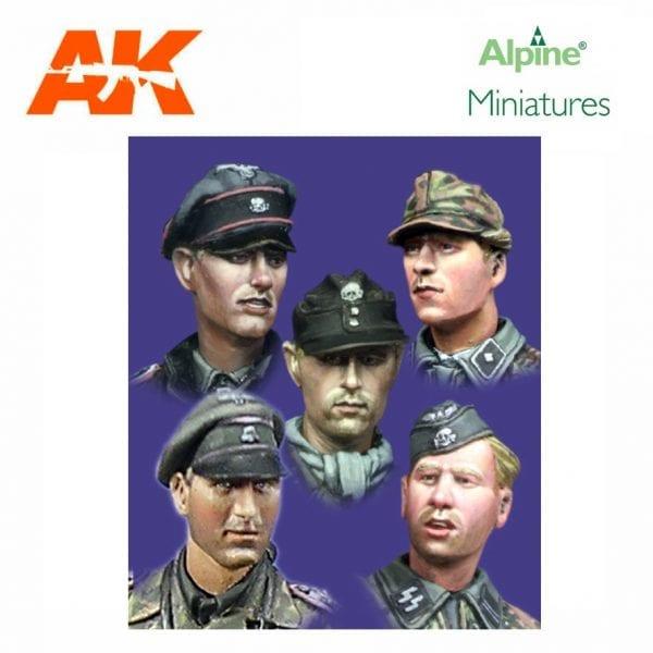 Alpine Miniatures ALH005