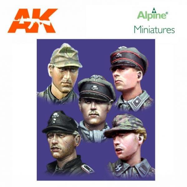 Alpine Miniatures ALH006