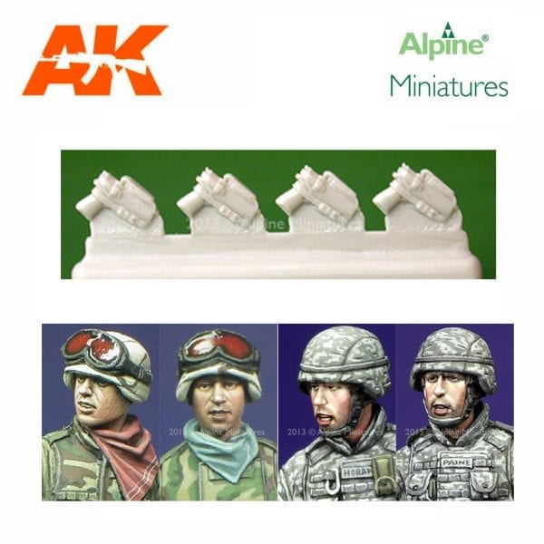 Alpine Miniatures ALH007