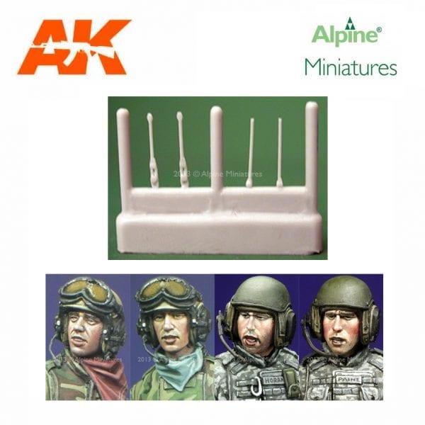Alpine Miniatures ALH008