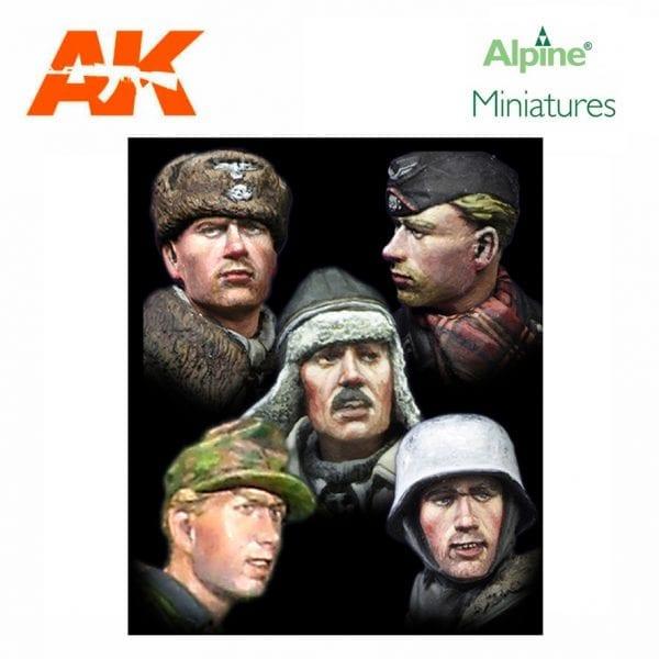 Alpine Miniatures ALH009