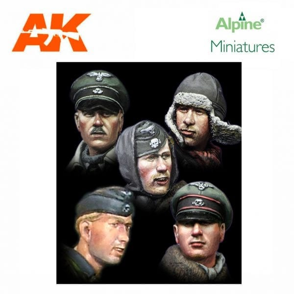Alpine Miniatures ALH010