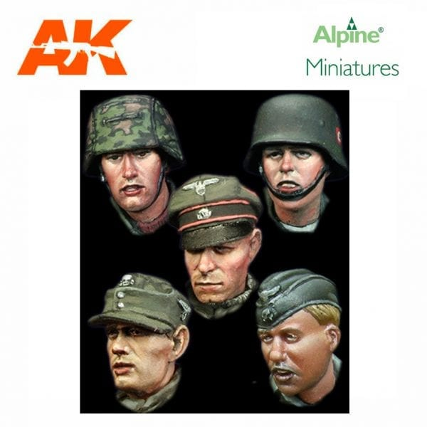 Alpine Miniatures ALH011