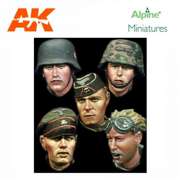 Alpine Miniatures ALH012