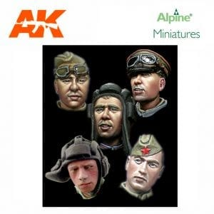Alpine Miniatures ALH013