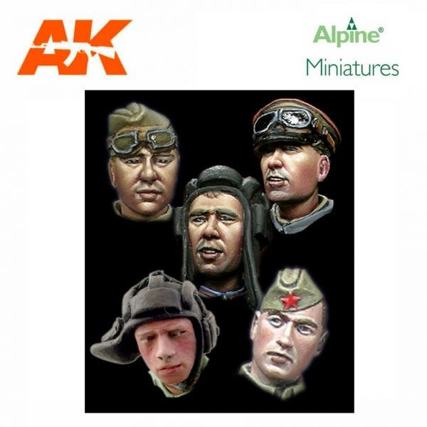 Alpine Miniatures ALH013
