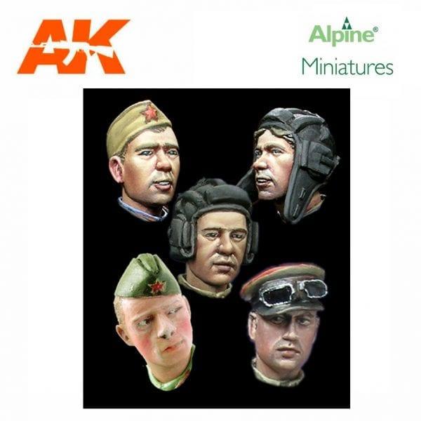 Alpine Miniatures ALH014