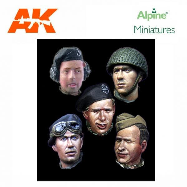 Alpine Miniatures ALH015