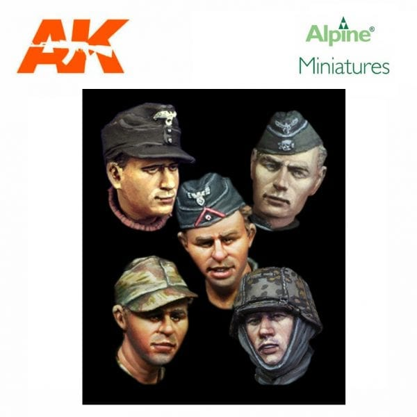 Alpine Miniatures ALH018