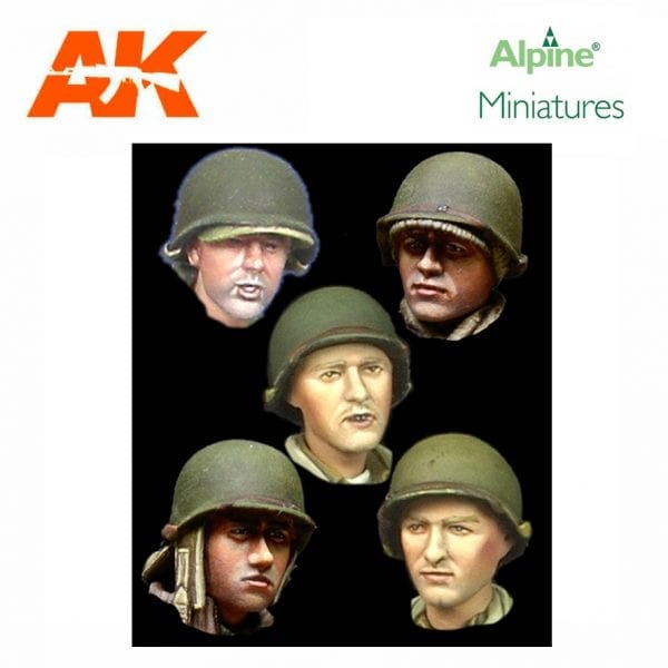 Alpine Miniatures ALH019