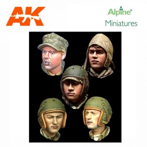 Alpine Miniatures ALH020