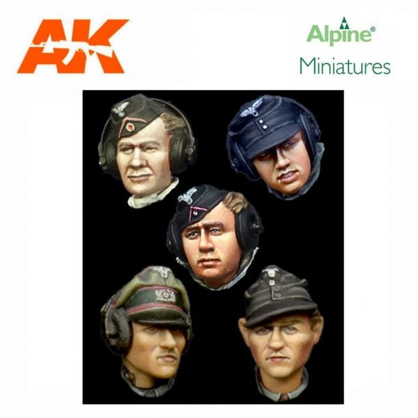 Alpine Miniatures ALH021