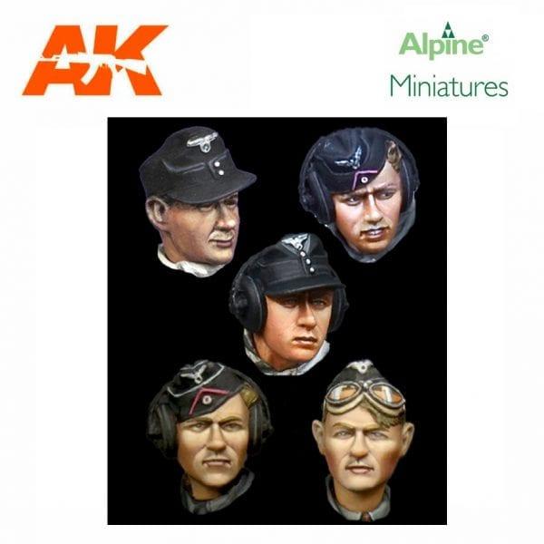 Alpine Miniatures ALH022