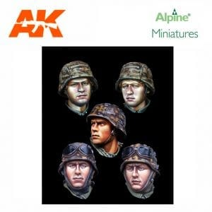 Alpine Miniatures ALH024