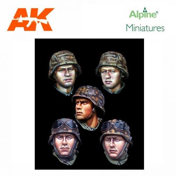 Alpine Miniatures ALH024