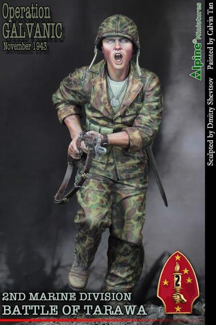 2nd US MarineDiv_Poster
