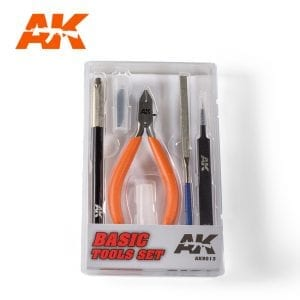 AK Interactive basic tools set AK9013