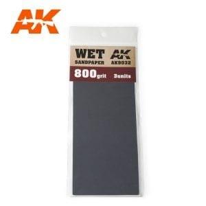 AK Interactive Sandpaper WET AK9032