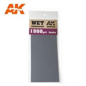 AK Interactive Sandpaper WET AK9035