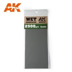 AK Interactive Sandpaper WET AK9037