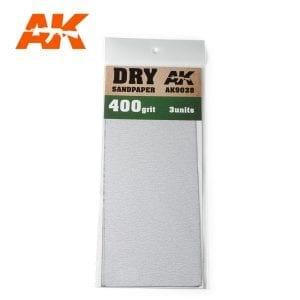 AK Interactive Sandpaper WET AK9038