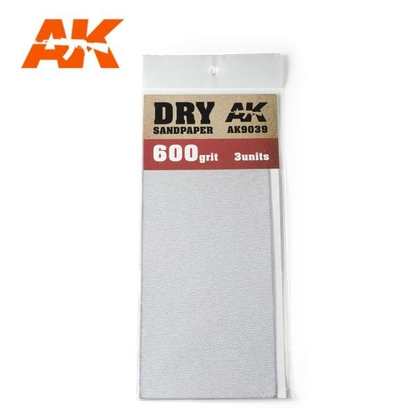 AK Interactive Sandpaper WET AK9039
